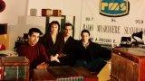 1990 Fiera dell'elettronica. Nik Lorena Silvano Marino.