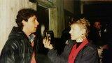 Silvia Ferretti con Luca Barbarossa