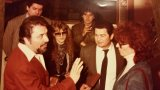 1982 - Orio Cocconi e Iva Zanicchi, con Guido Bertoldi,Silvia e Silvano