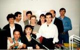Inaugurazione nuova sede 1989