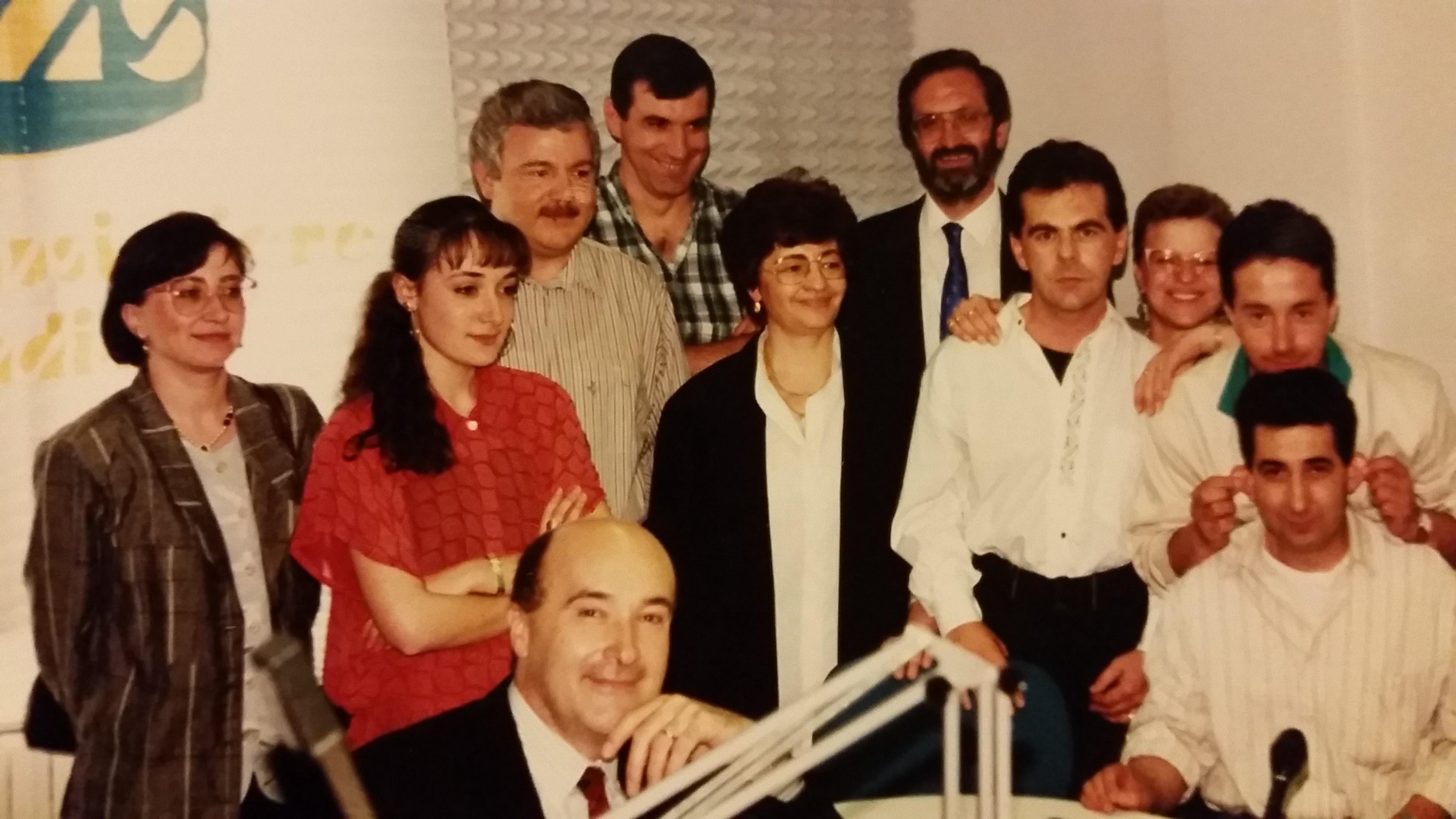 1989 inaugurazione nuova sede