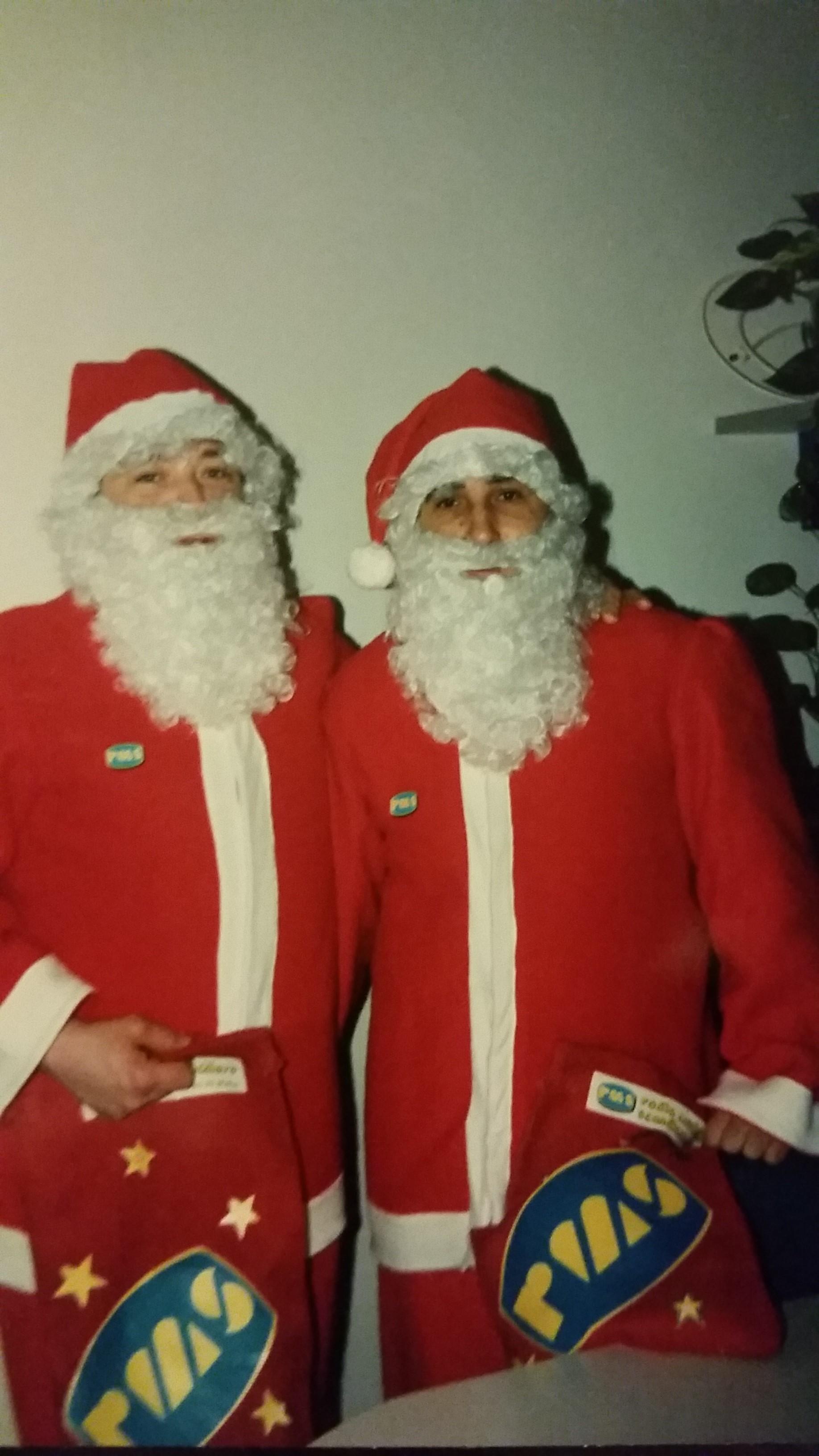 I Babbi Natale di Radio Musichiere