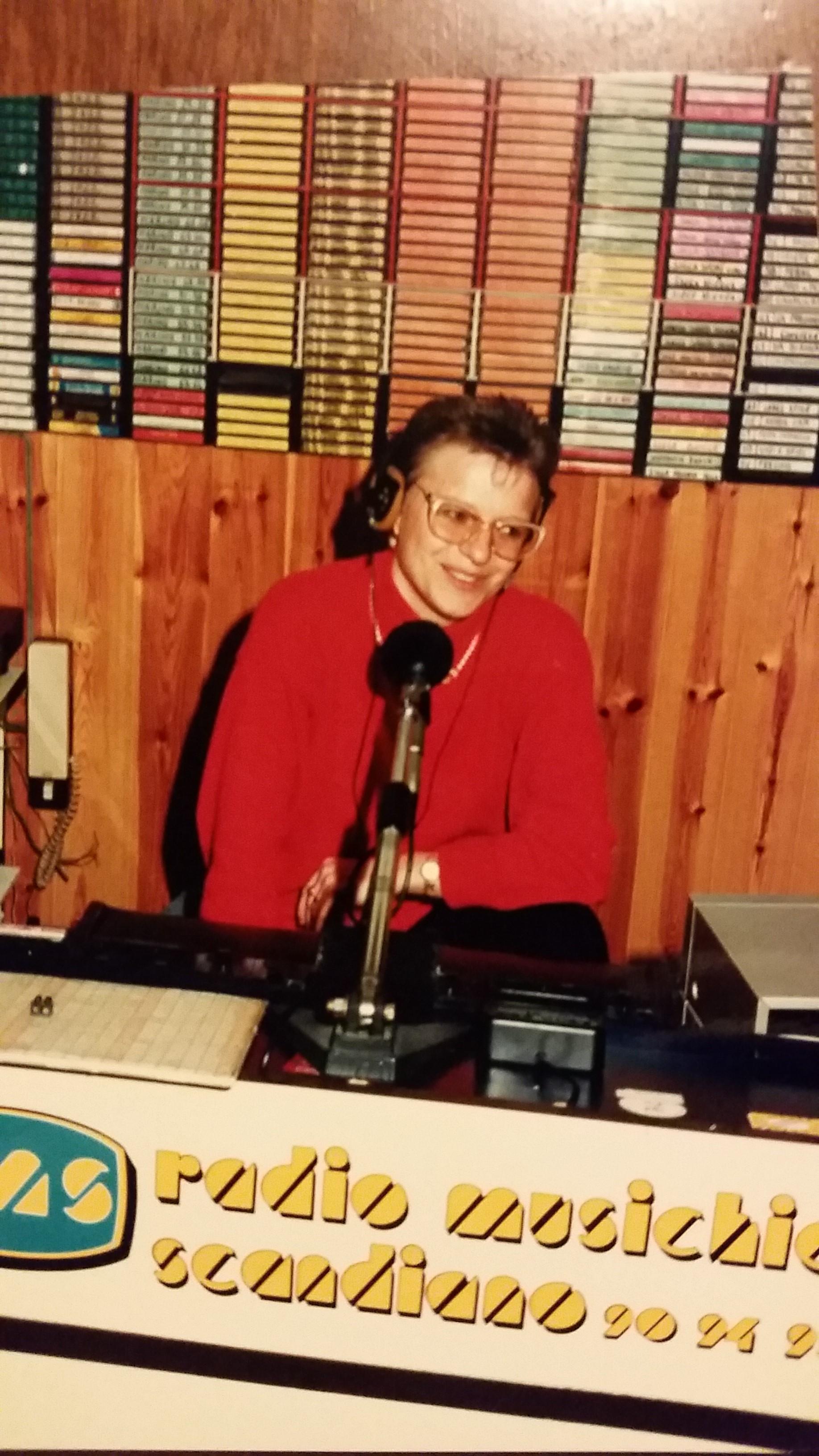 Silvia Ferretti studi via Pradarena 1988