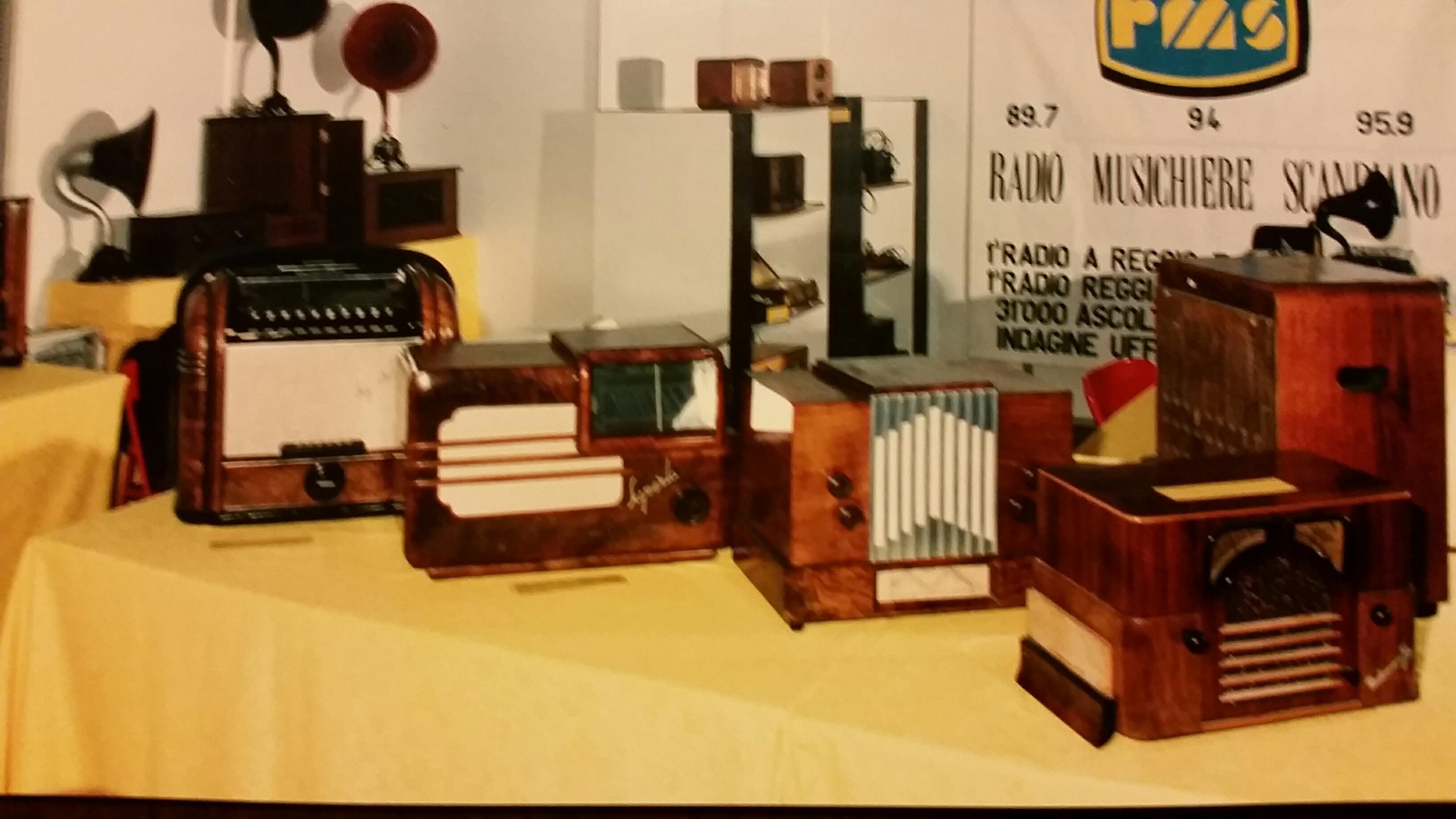 1990 Fiera dell'elettronica...la storia della radio