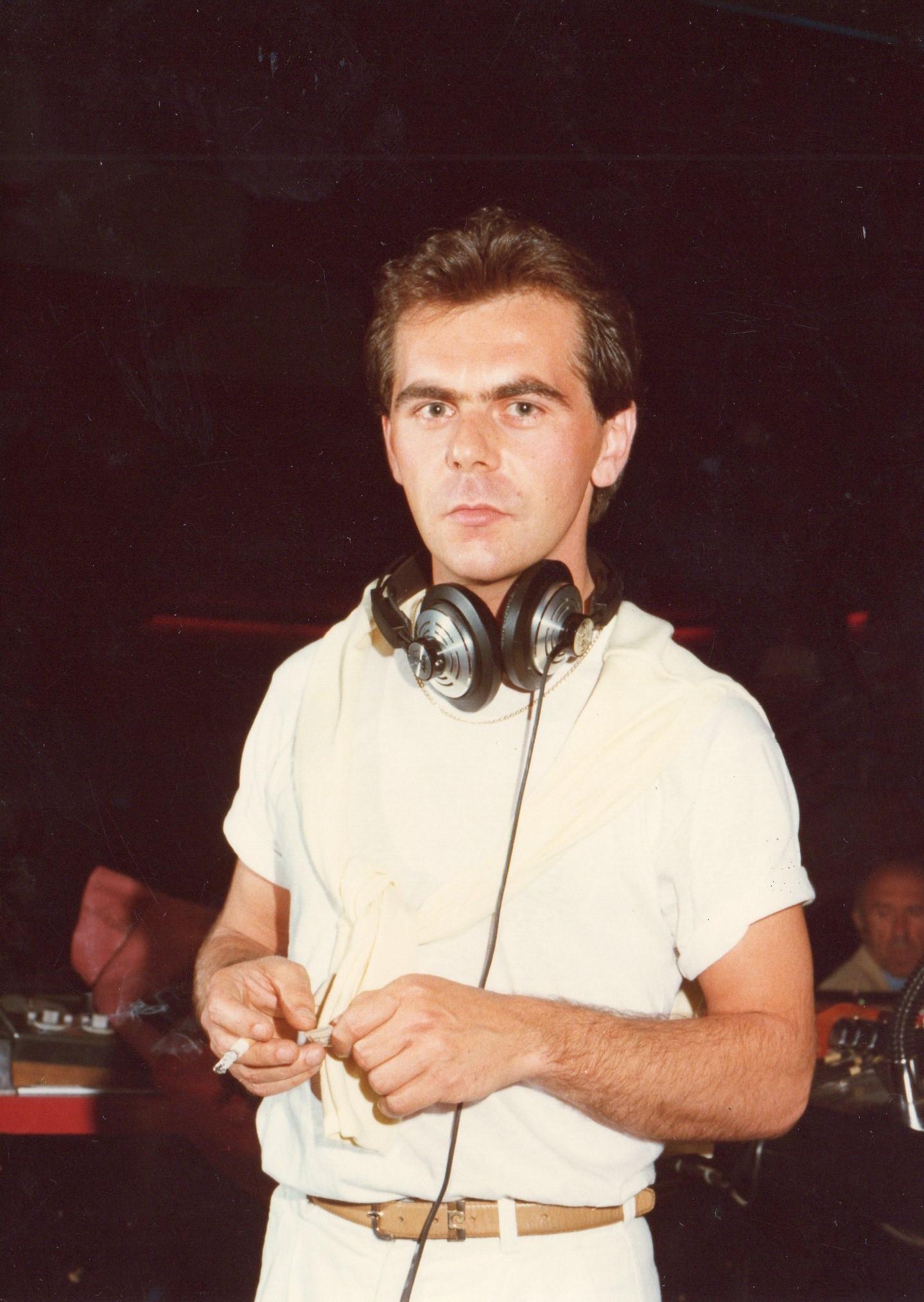 Silvano Lucenti Festa Marabù 1985
