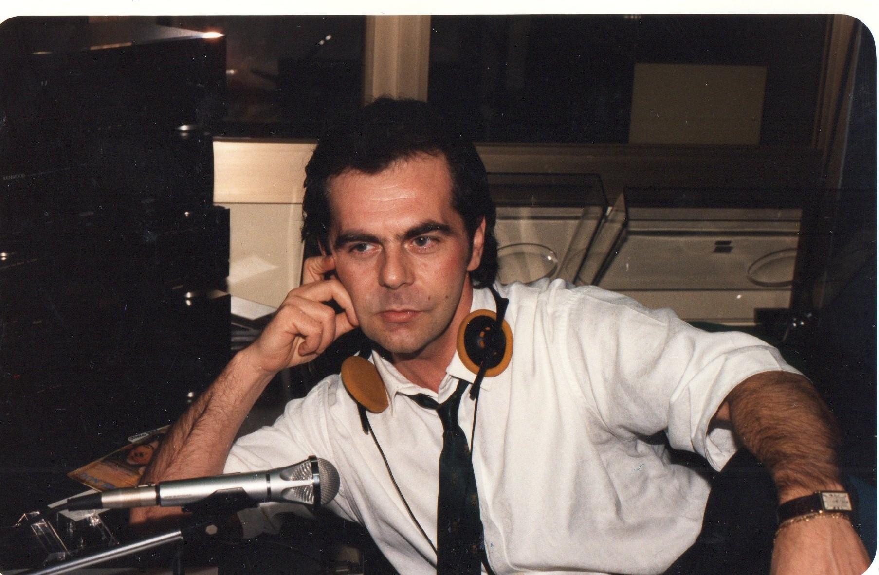 Silvano Lucenti 1995 - studi via Mazzini