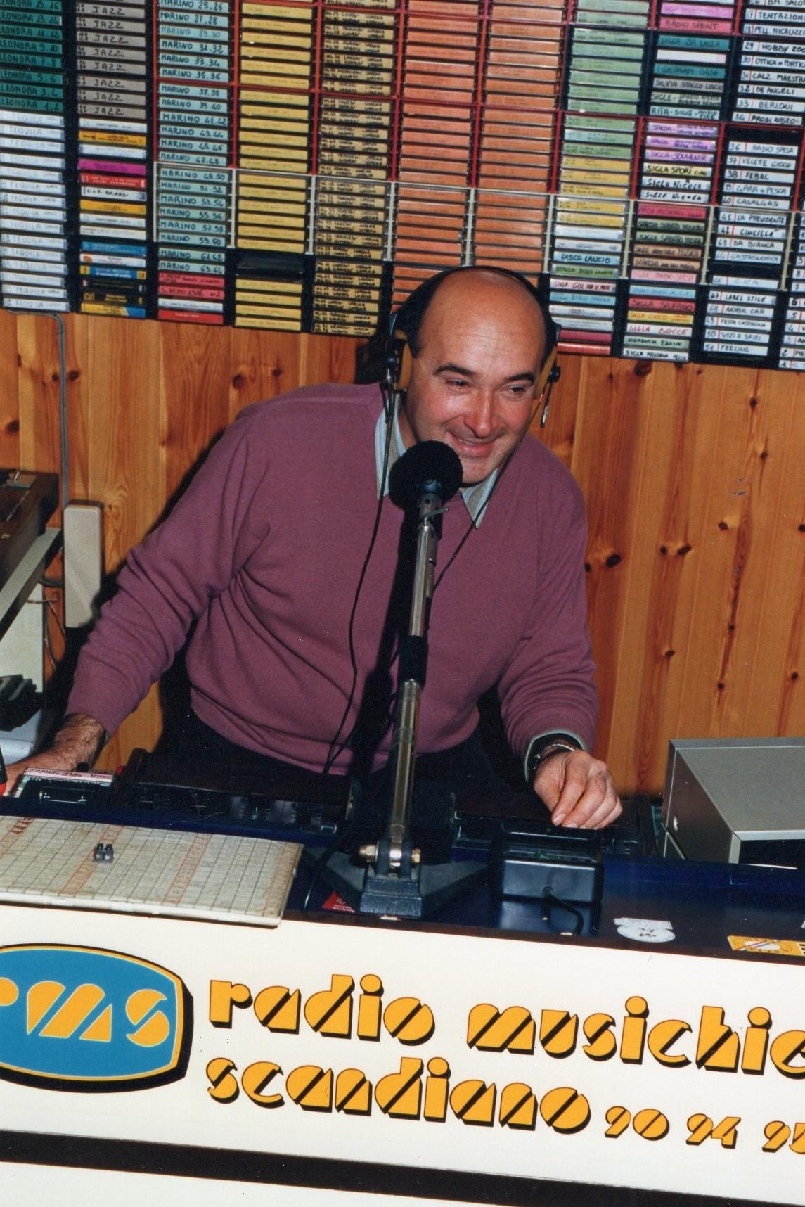 Felice Tavernelli 1988 studi via Pradarena